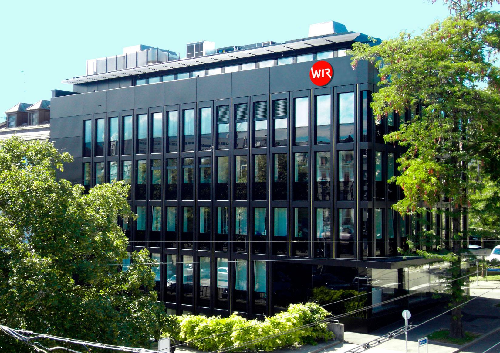 WIR Bank beteiligt sich an Vermando AG